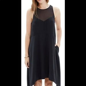 Madewell Silk Parkview Dress